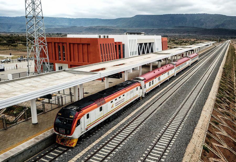 Kenya to launch extended modern railway - Xinhua | English.news.cn