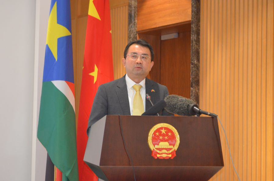 Chinese envoy urges more efforts for peace in South Sudan - Xinhua | English.news.cn