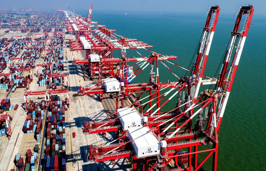 China, U.S. hold same position on reaching trade deal: spokesperson - Xinhua | English.news.cn