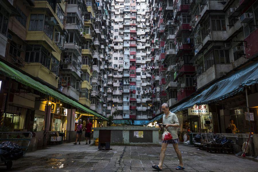 Hong Kong to persistently increase land supply for housing development: HKSAR chief executive - Xinhua | English.news.cn