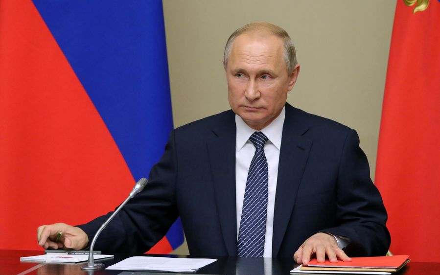 Putin says Russian defense industry should produce more civilian products - Xinhua | English.news.cn