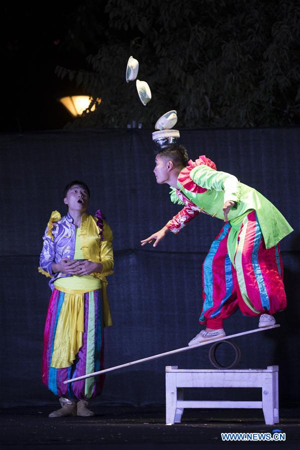 ISRAEL-MODIIN-CIRCUS FESTIVAL (CN)