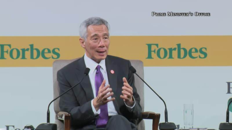 Singapore looks at Hong Kong situation with concern: Singaporean PM - Xinhua | English.news.cn