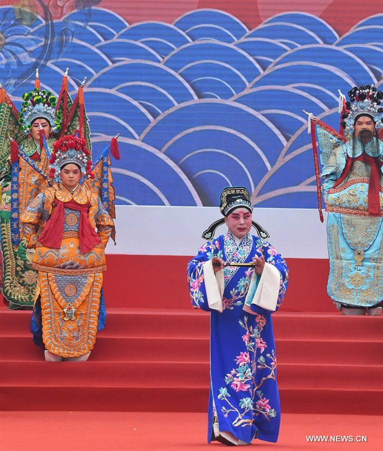 CHINA-SICHUAN-CHENGDU-INTANGIBLE CULTURAL HERITAGE-FESTIVAL (CN)