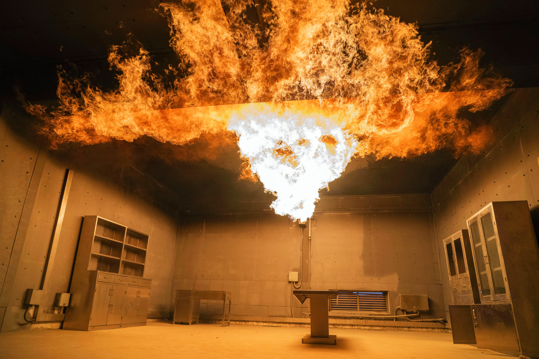 Explore the national hazardous chemicals emergency rescue base - Xinhua | English.news.cn