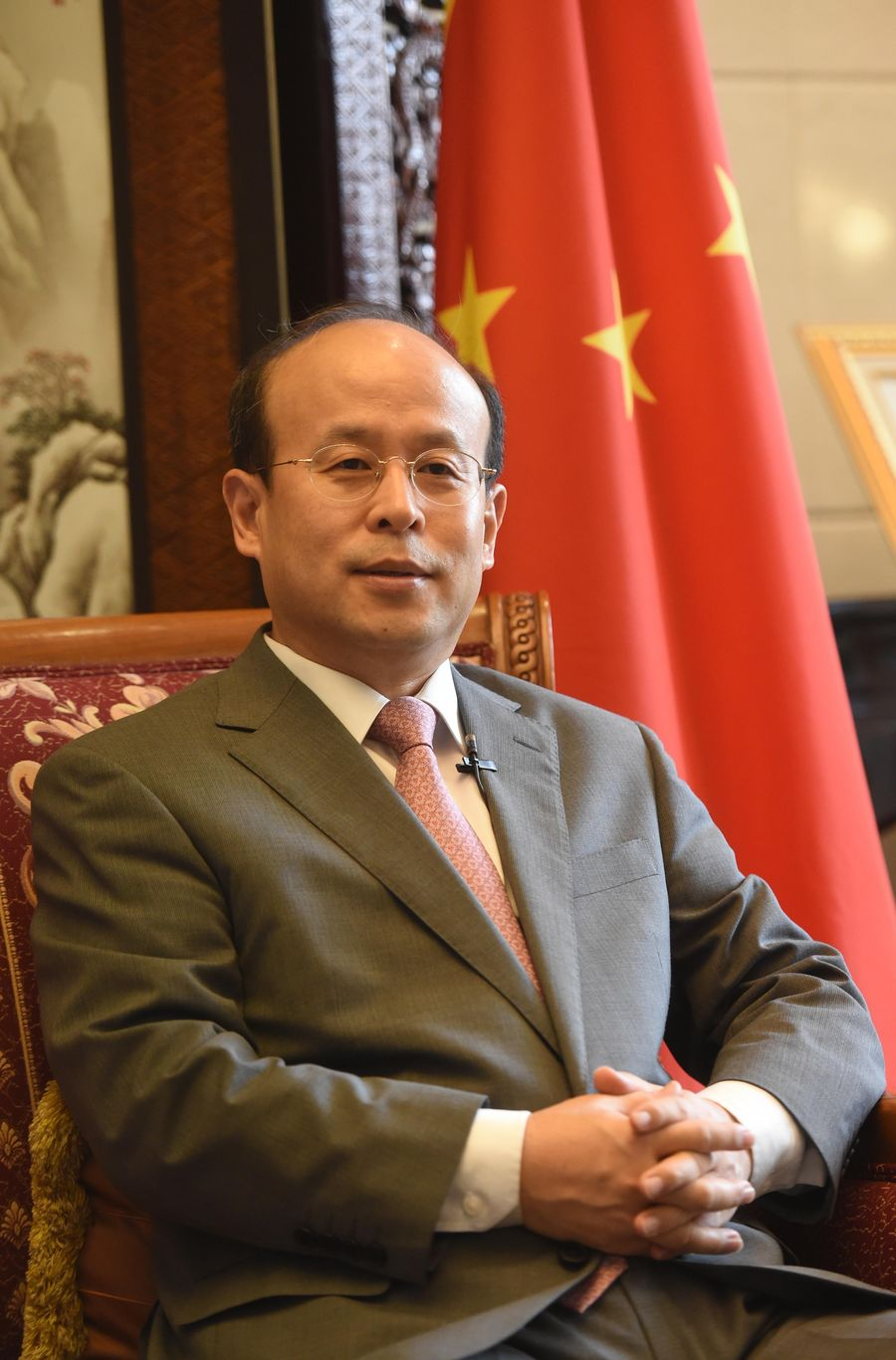 Interview: China-Indonesia strategic synergy continues deepening, says Chinese ambassador - Xinhua | English.news.cn