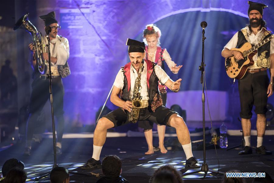 ISRAEL-ACRE-FRINGE THEATER FESTIVAL