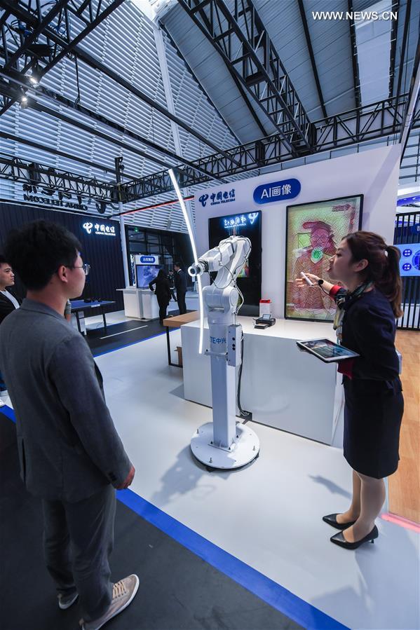 CHINA-ZHEJIANG-LIGHT OF INTERNET EXPO-OPEN (CN)