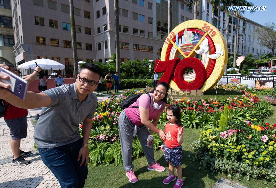 CHINA-MACAO-GOVERNMENT HEADQUARTERS-OPEN DAY (CN)