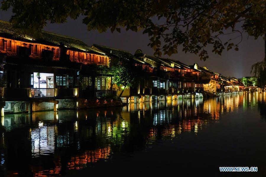 CHINA-ZHEJIANG-WUZHEN-SCENERY (CN)