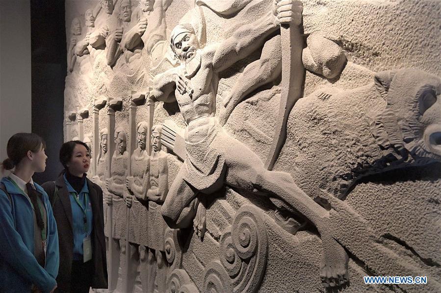 CHINA-HENAN-LUOYANG-ERLITOU RELIC MUSEUM-OPEN (CN)