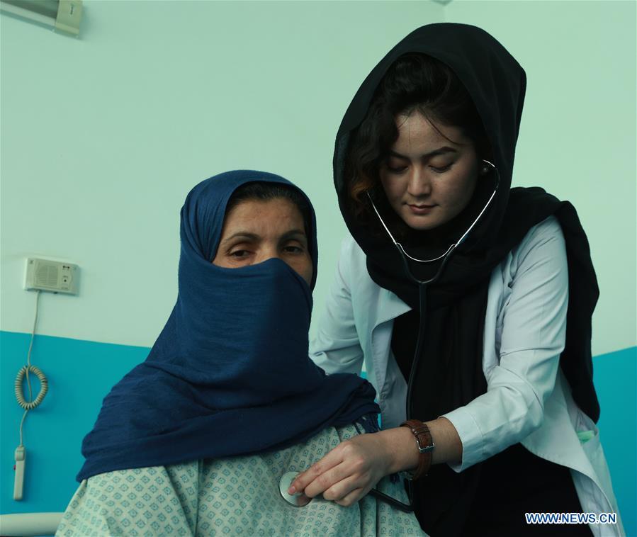 阿富汗-卡布尔-医院-乳腺癌