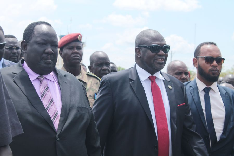 South Sudan rebel leader threatens to pull out of peace deal - Xinhua | English.news.cn