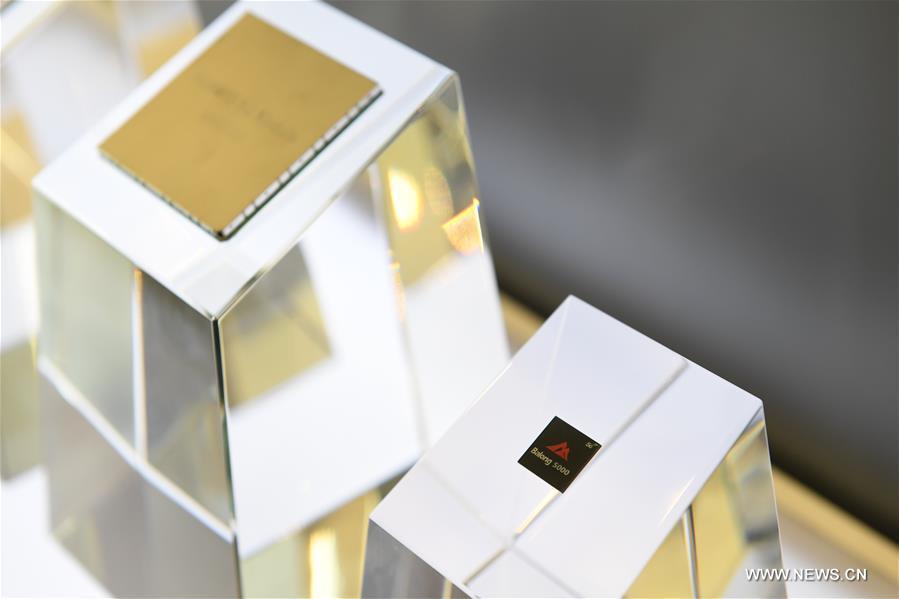 CHINA-GUANGDONG-SHENZHEN-HUAWEI-SMARTPHONE SALES (CN)