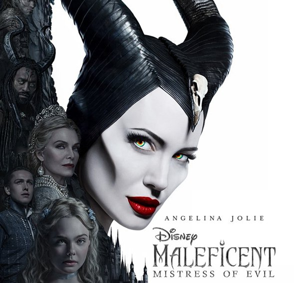 Maleficent Mistress Of Evil Still Tops Chinese Mainland