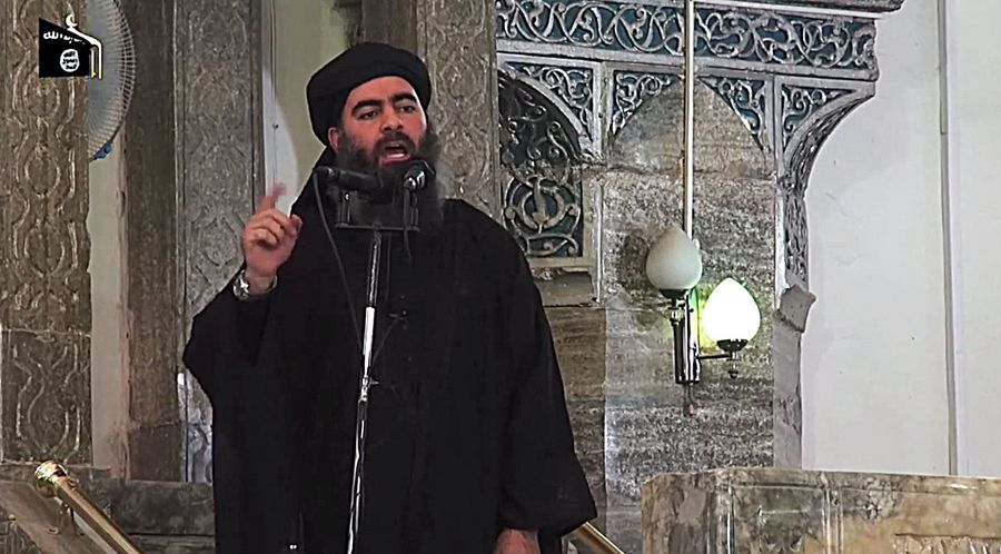 Russia doubts U.S. elimination of IS leader - Xinhua | English.news.cn