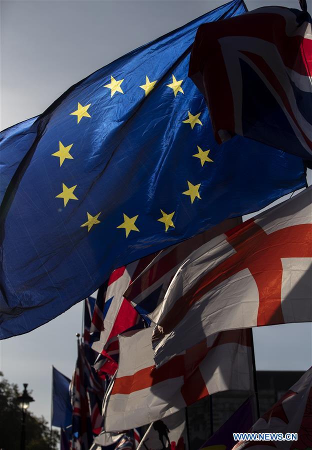 英国伦敦投票早期选举