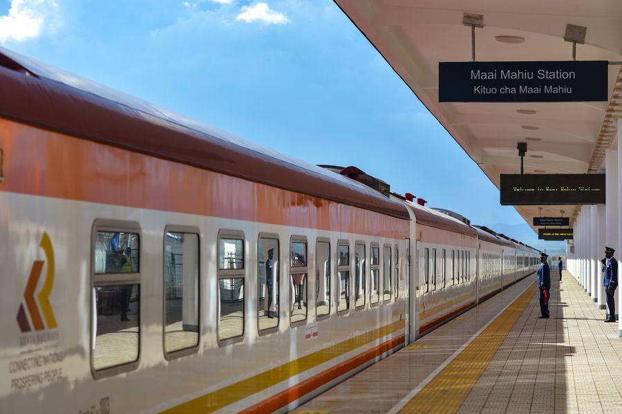 Kenya's extended railway to boost trade hub status, experts - Xinhua | English.news.cn