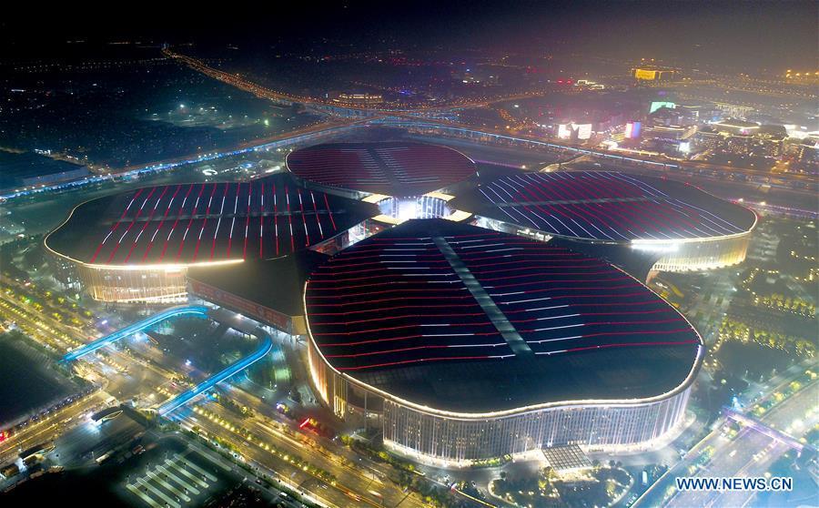 中国上海夜景(CN)