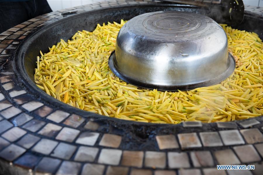 乌兹别克斯坦-塔什干食品-PLOV