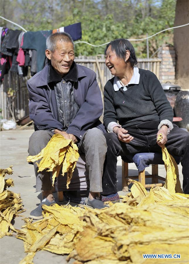 CHINA-HENAN-LUONING-POVERTY ALLEVIATION (CN)