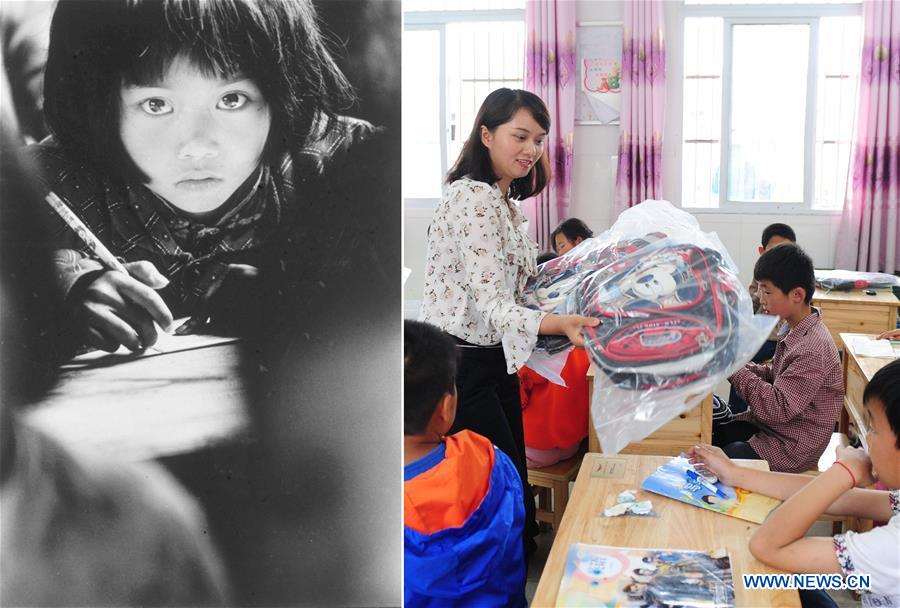(MOMENTS FOREVER) CHINA-PROJECT HOPE-30 YEARS