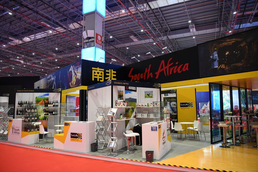 S. African firms to showcase products at 2nd CIIE in Shanghai - Xinhua | English.news.cn
