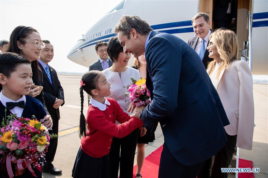 中国-上海-上海-希腊下午到达(CN)