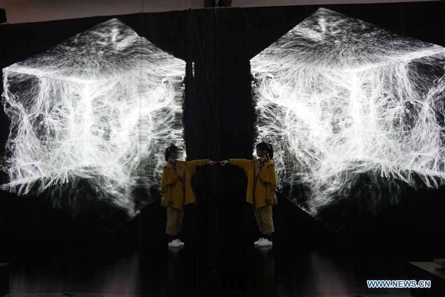 CHINA-BEIJING-ART AND SCIENCE-EXHIBITION(CN)