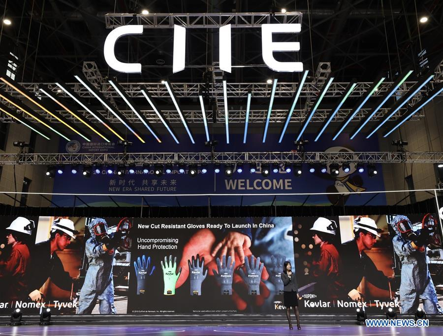 Many New Technologies, Products Make Debut During Second CIIE in Shanghai