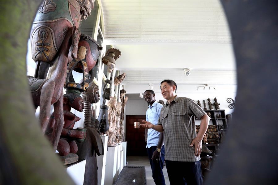 多哥-非洲-非洲艺术品中国收藏家