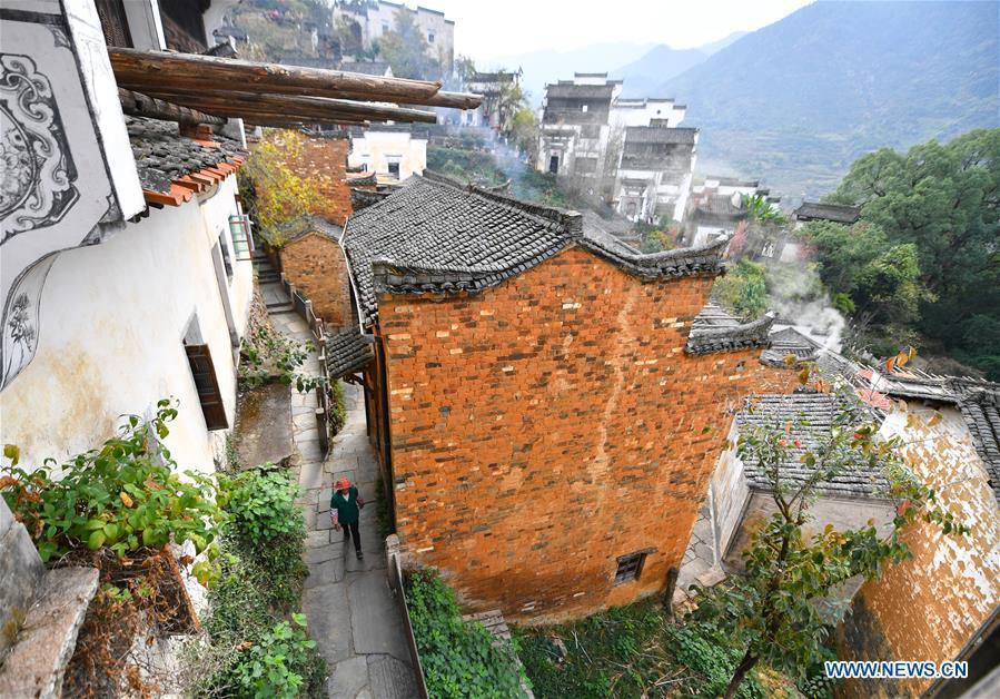 CHINA-JIANGXI-WUYUAN-FARMER-LIFE (CN)
