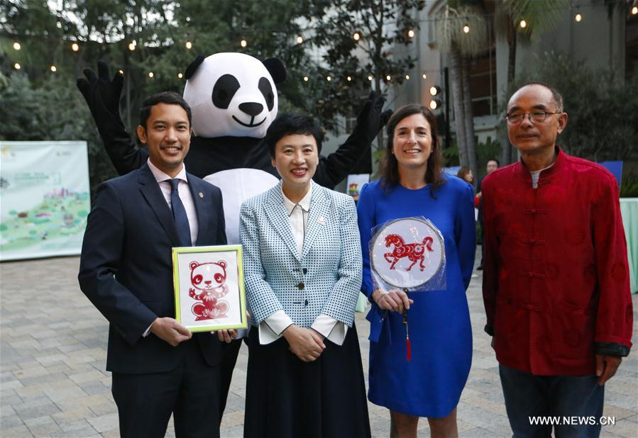 2019 Los Angeles-Chengdu Culture and Innovation Exchange Series Events Held in LA