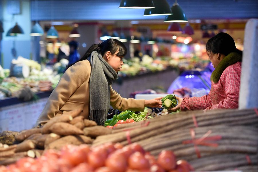 China's producer prices down in October - Xinhua | English.news.cn