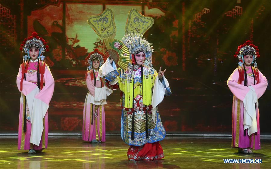 CHINA-ANHUI-INTERNATIONAL CULTURE AND TOURISM FESTIVAL (CN)