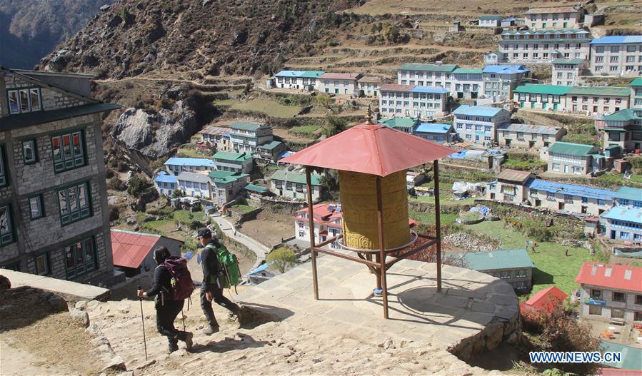 尼泊尔-纳姆切巴扎尔旅游