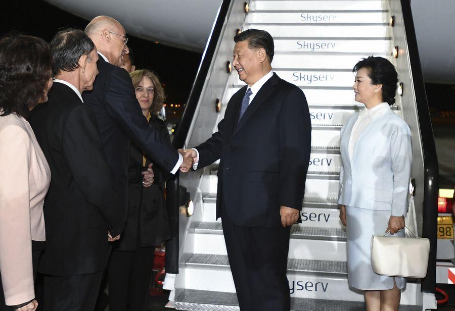 Xi says mankind should uphold, pursue noble sentiments - Xinhua | English.news.cn