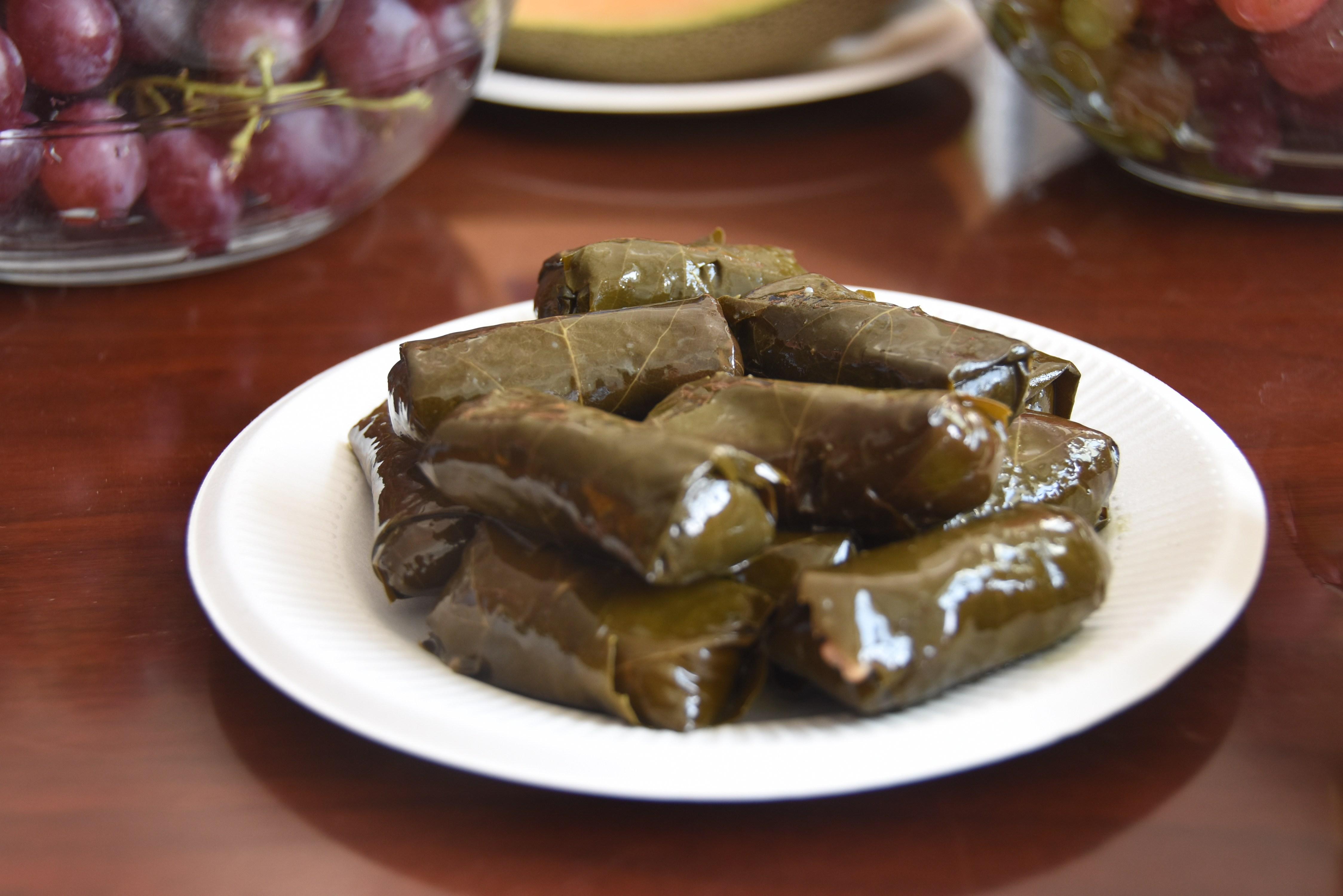 Across China Greek Food Company Picks Golden Leaves In Xinjiang Xinhua English News Cn