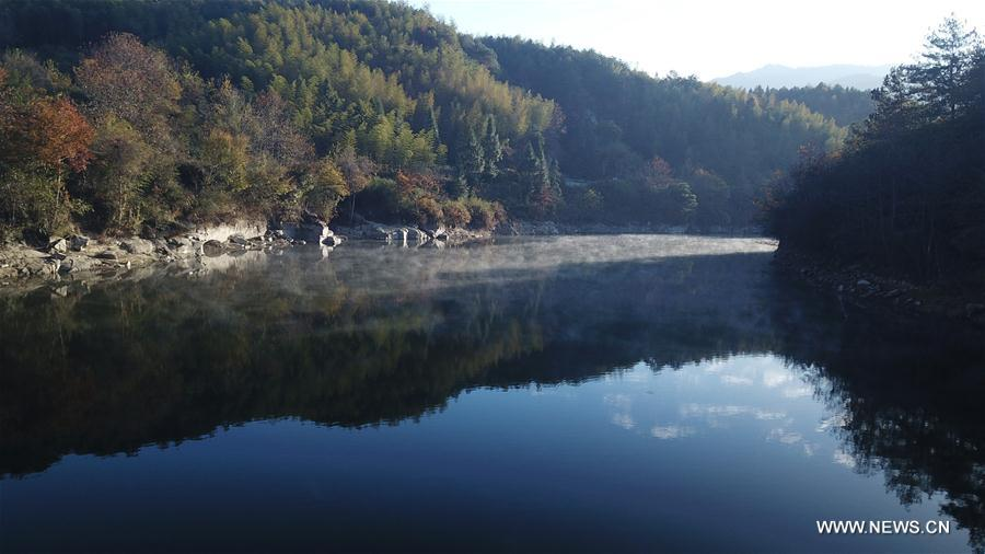 CHINA-ANHUI-HUANGSHAN-WINTER SCENERY (CN)