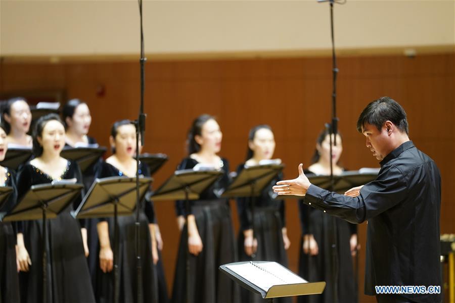 """中国北京-""""金光""""-合唱团(CN)"""