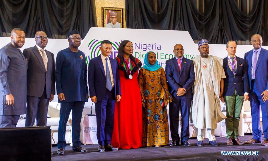 尼日利亚-阿布贾-数字经济-杰克·马斯特