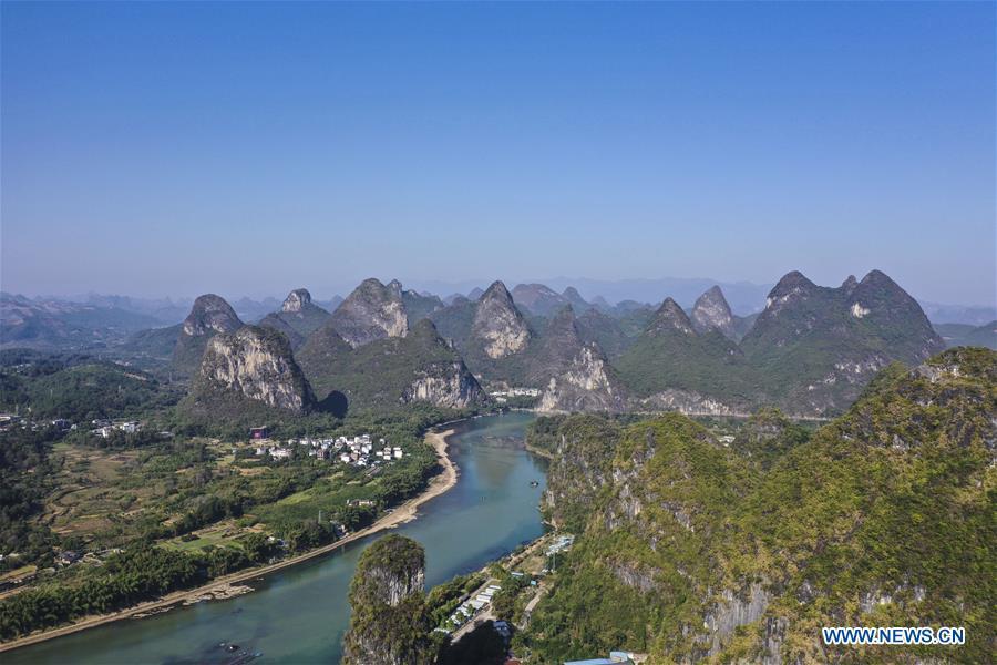 CHINA-GUANGXI-YANGSHUO-SCENERY (CN)