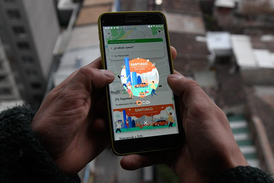 Chinese ride-hailing giant DiDi expands to 8 more Chilean cities - Xinhua | English.news.cn