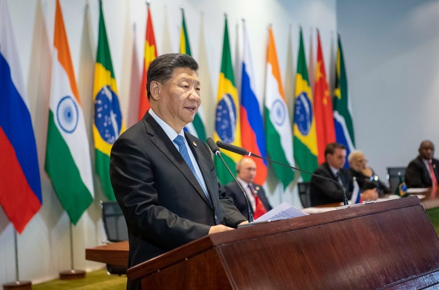 """Experts say BRICS cooperation creates """"real opportunity"""" for world sustainable development - Xinhua   English.news.cn"""