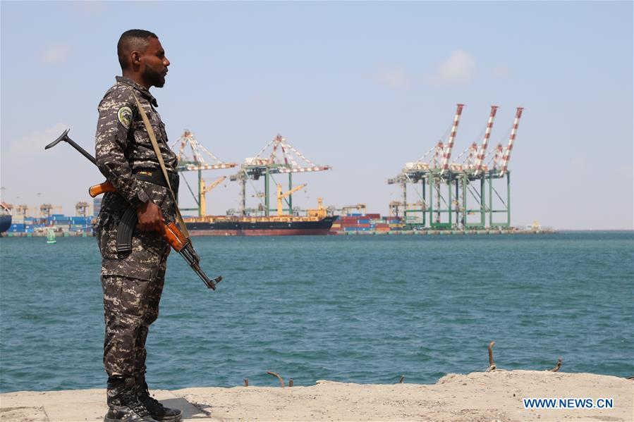 YEMEN-ADEN-NEW SECURITY FORCES