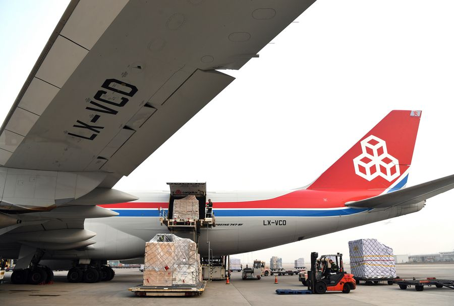 China's civil aviation industry posts robust growth in first 10 months - Xinhua | English.news.cn