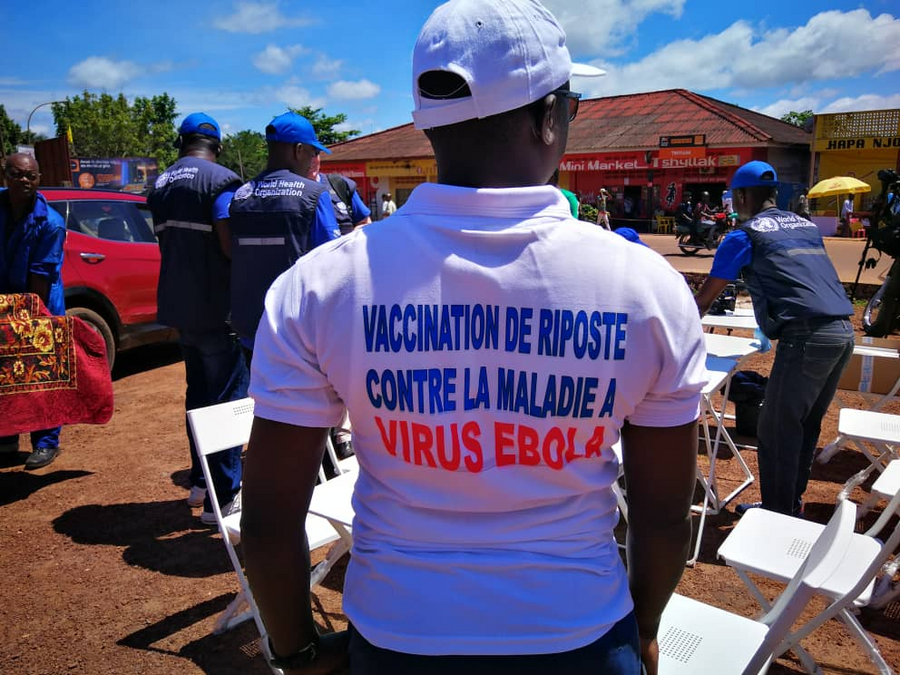AU to hold donors' conference to mobilize resources in fight against Ebola - Xinhua | English.news.cn
