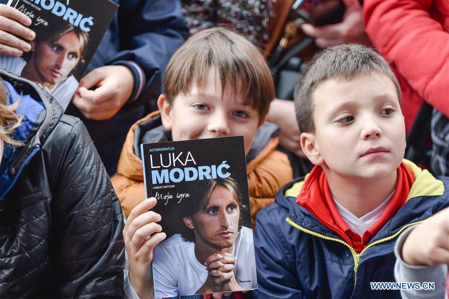 Image result for luka modrić