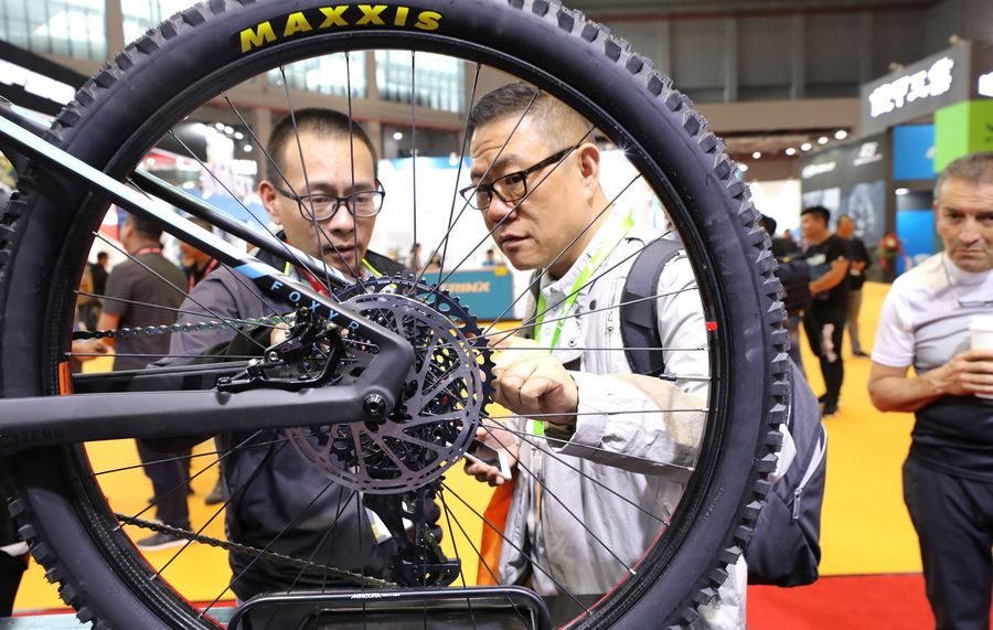 China's bicycle industry reports output drop in first three quarters - Xinhua | English.news.cn