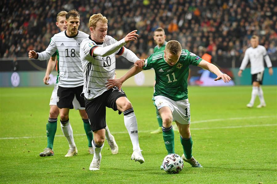 Uefa Euro 2020 Qualifier Germany Vs Northern Ireland Xinhua English News Cn